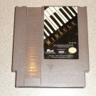 MIRACLE PIANO TEACHING SYSTEM NES NINTENDO RARE