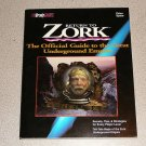 RETURN TO ZORK OFFICIAL STRATEGY GUIDE PC MAC BRADY