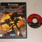 SHADOW THE HEDGEHOG GAMECUBE 100% PLAYS ON THE WII