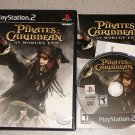 PIRATES CARIBBEAN WORLD'S END 2 PS2 100% COMPLETE MINT