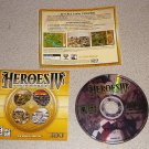 HEROES MIGHT MAGIC IV 4 3DO DISC 1 ONLY PC WIN CD