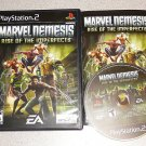 MARVEL NEMESIS RISE IMPERFECTS PS2 100% COMPLETE