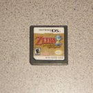 LEGEND OF ZELDA PHANTOM HOURGLASS DS NINTENDO  SAVES