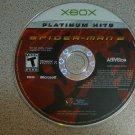 SPIDER MAN 2 SPIDERMAN II XBOX GAME
