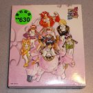 SAKURA WARS IMPORT SEGA BRAND NEW SEALED 1996