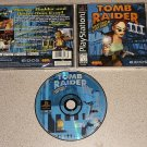 TOMB RAIDER III 3 PS1 100% COMPLETE PS2 PS3