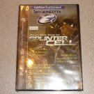 SPLINTER CELL SKARKBYTE CHEAT NEW PS2 PLAYSTATION 2