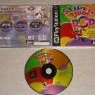 SUPER BUBBLE POP COMPLETE PLAYSTATION PS1 ORIGINAL