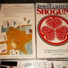 JAME CALVELL'S SHOGUN FASA RPG GAME BOARD NEW 1983