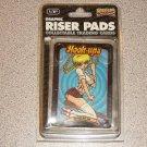 "HOOK UPS 1/8"" RISER PADS TRADING CARDS NEW SKATEBOARD"