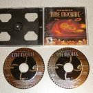 NEW ADVENTURES OF THE TIME MACHINE PC CD ROM WIN 2 DISC