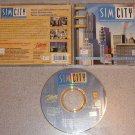 SIM CITY SIMCITY ORIGINAL PC IBM CD ROM WIN VERY RARE