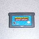 MARIO KART SUPER CIRCUIT GBA GAMEBOY ADVANCE DS