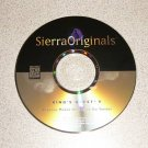 KING'S QUEST V 5 SIERRA PC IBM CD WIN