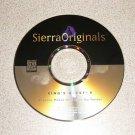 KING'S QUEST V 5 SIERRA PC IBM CD WIN