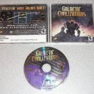 GALACTIC CIVILIZATIONS STARDOCK PC IBM CD WIN RARE