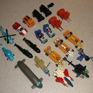GOBOTS COLLECTION KO RARE METAL TRANSFORMERS 22 VINTAGE