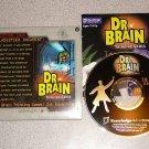 DR BRAIN THINKING GAMES I.Q. ADV PC CD ROM COMPLETE