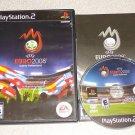 UEFA EURO 2008 EA AUSTRIA SWITZERLAND PS2 100% COMPLETE