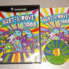 BUST A MOVE 3000 NINTENDO GAMECUBE COMPLETE WII
