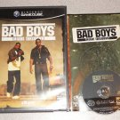 BAD BOYS MIAMI TAKEDOWN NINTENDO GAMECUBE COMPLETE WII