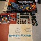 ZAXXON BOARDGAME COMPLETE  GAME 100% 1982 SUPER FUN