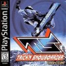 TRICK'N SNOWBOARDER BLACK LABEL 100% PLAYSTATION PS1