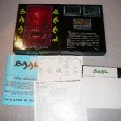 BAAL COMMODORE 64 C64 COMPLETE 100% PSYGNOSIS 88'