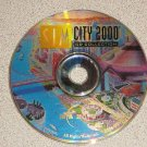 SIMCITY CD COLLECTION SIM CITY 2000 PC IBM CD ROM WIN