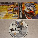 TWISTED METAL III 3 PLAYSTATION 1 2 3 PS1 100% COMPLETE