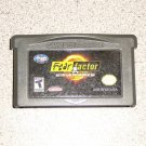 FEAR FACTOR UNLEASHED GBA NINTENDO GAMEBOY ADVANCE DS