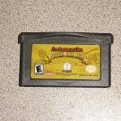 AMERICAN TAIL GOLD RUSH GBA NINTENDO GAMEBOY ADVANCE DS