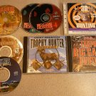 DEER HUNTER 2 3 GOLD 3D BIG GAME 4 TROPHY PC CD 8 GAMES