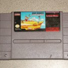 ROAD RUNNER'S DEATH VALLEY RALLY SUPER NINTENDO SNES