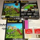 SIM ANT SIMANT MAC 100% COMPLETE BOXED MAXIS BIG BOX