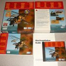 HIND RUSSIAN HELICOPTER SIMULATOR PC CD COMPLETE BOXED