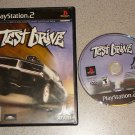 TEST DRIVE RACING PS2 PLAYSTATION 2