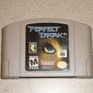 PERFECT DARK N64 NINTENDO 64