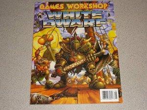 WHITE DWARF MAGAZINE #164 WARHAMMER GAMES WORKSHOP 40K