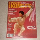 INSIDE KUNG FU OCT 1981 ISSUE MAGAZINE MARTIAL ARTS
