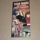 STAR WARS COLLECTOR'S POCKET COMPANION BOOK SC 2000 ED