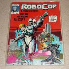 ROBOCOP TPB SC 1986 MARVEL COMICS MAGAZINE #1 & 2 RUN
