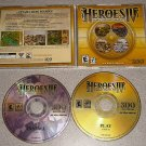 HEROES MIGHT & MAGIC IV 4 3DO PC CD ROM WIN NEW WORLD