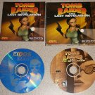 TOMB RAIDER THE LAST REVELATION 2 DISC PC CD