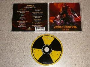 DUKE NUKEM 3D 3-D COMPLETE VERSION MATURE PC CD