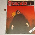 DRACULA NEW ENGLISH LIBRARAY #1 1971 COMIC MAGAZINE
