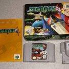 STARFOX STAR FOX 64 COMPLETE BOXED N64 NINTENDO 64
