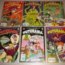 FUTURAMA 1-39 COMICS 29 ISSUES COLLECTION BONGO