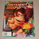 NINTENDO POWER MAGAZINE #126 NOV 99 VIDOEGAME HINTS