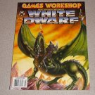 WHITE DWARF MAGAZINE #127 WARHAMMER GAMES WORKSHOP 40K